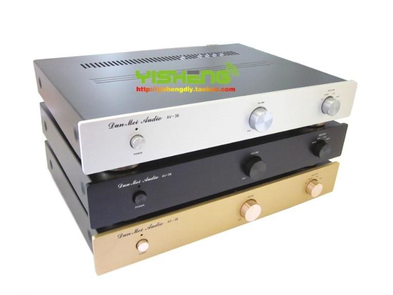 430*60*300mm AV-38 chassis Amplificador/pré-amplificador chassis/Amplificador Merge Chassi/Transistor amplificador Chassis/AMP Caixa/caixa DIY
