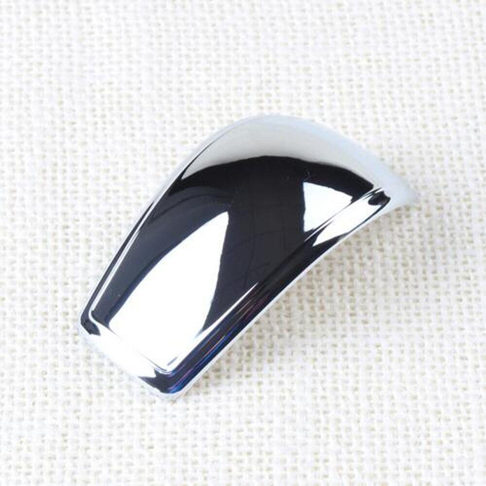 Perilla de cambio de marchas de coche, pegatinas de cubiertas de marchas para Ford Focus 2 MK2 2005-2014, estilismo para automóviles