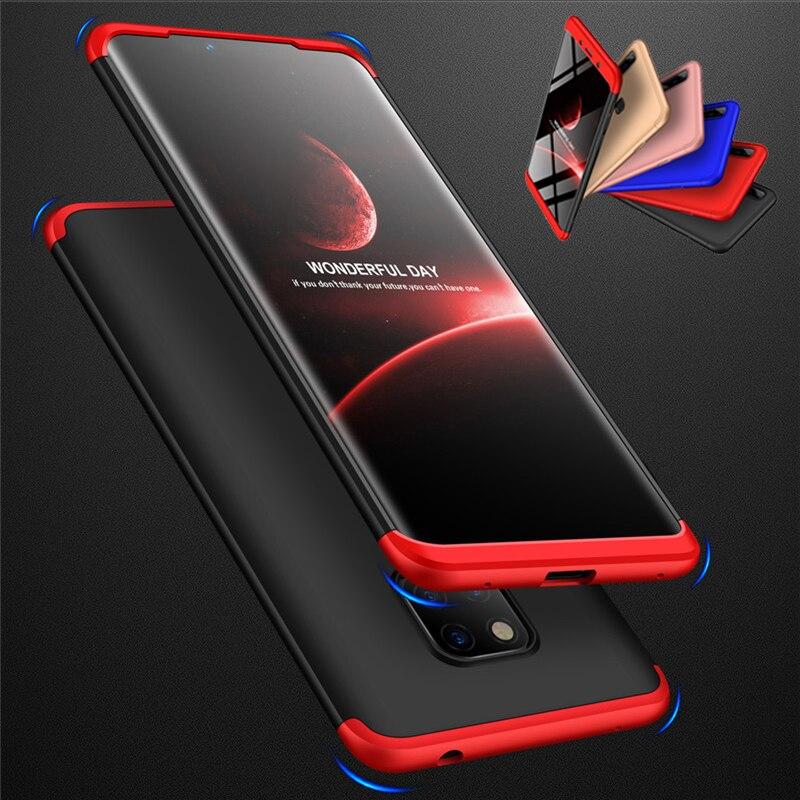 Жесткий ПК чехол для Huawei Mate 10 20 P10 P20 P30 Pro Lite Y6 Y7 Y9 2019 Ультратонкий чехол для задней панели телефона Honor 8x Max Play Note10