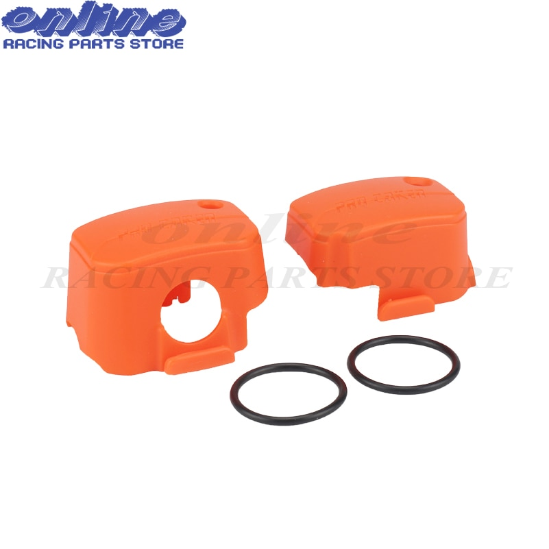 Plastic Master Cylinder Cover For 125 200 250 300 350 400 450 500 525 530 SX SXF XC XCF XCW XCF-W EXC EXC-F SMR XCRW