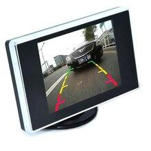"3,5 Zoll Mini TFT LCD Auto Monitor 3,5 ""Display Bildschirm Auto Reverse Backup Parkplatz Monitor für Auto Rück ansicht Kamera DVD"