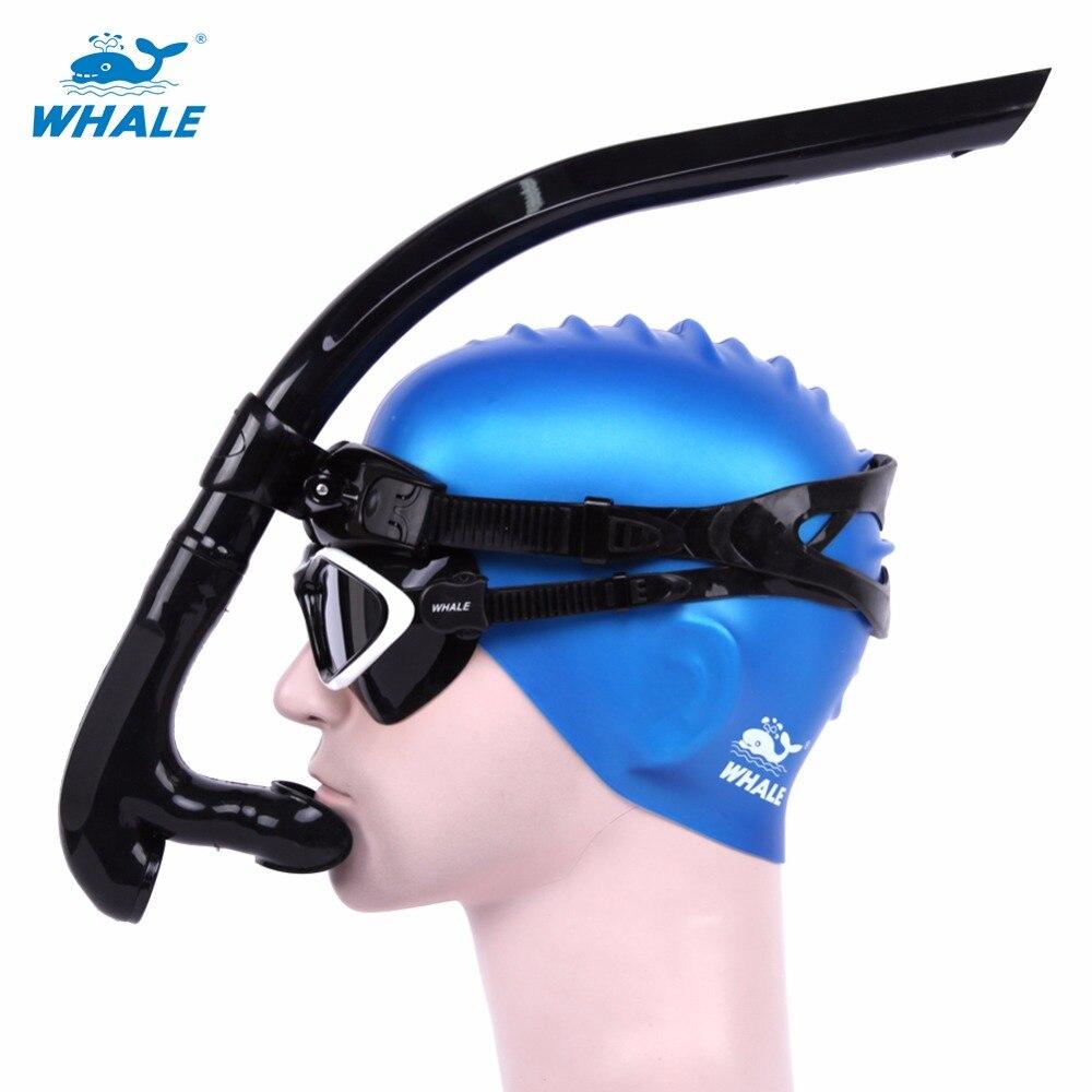 Equipo de buceo de alta calidad, gran oferta, tubo de natación de silicona, tubo central, SK-300 de natación, buceo