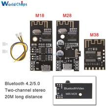 MH-MX8 sans fil Bluetooth MP3 Audio récepteur Module BLT 4.2 mp3 sans perte décodeur kit de bricolage haute fidélité HIFI M18 M28 M38
