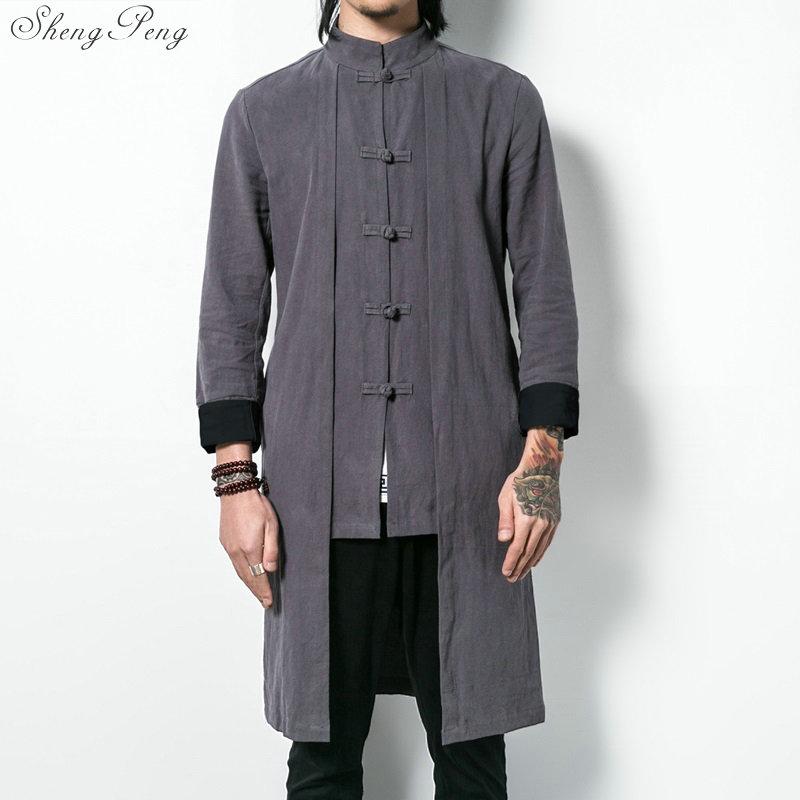 Chinese homens tradicionais roupas roupa tradicional chinesa para homens roupa tradicional chinesa Q583