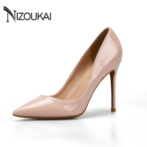 High Heels Shoes Woman High Heels Pumps Red Women Shoes High Heels Wedding Shoes Pumps Black Nude Shoes d01-q