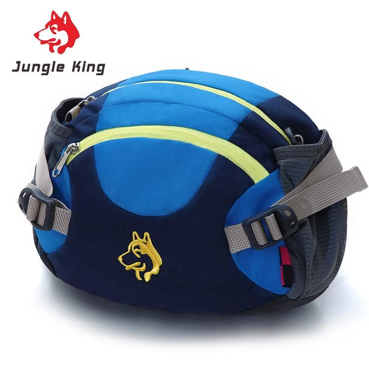 Новинка 2017, мужская спортивная сумка Jungle King для бега, фитнеса, водонепроницаемый нейлоновый рюкзак, карманная дорожная сумка, рюкзак для пое...