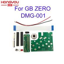 Kit de connecteur de fil de commutateur de carte PCB à 6 boutons pour framboise Pi GBZ pour Game Boy GB Zero DMG-001