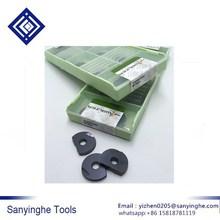 Alta qualidade 10 unidades/lotes P3200-D08/D10/D12/D16/D20 WTA61 Metade rodada CNC inserção De moagem de Carboneto