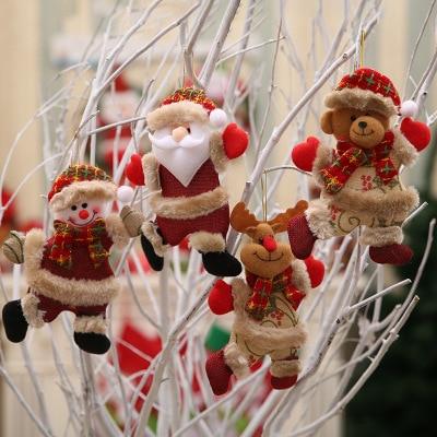4pcs Natal Christmas Decorations Christmas Tree Decorations Home Decoration Accessories Xmas Tree Ornaments Decoracion Navidad