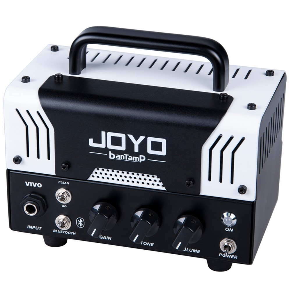 JOYO banTamP 20W Bluetooth-compatible for Electric Bass Guitar Amplifier Head Dual Channel Preamp Tube Amplifier Cabinet Speaker enlarge