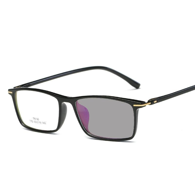 Мужские цветные очки, солнцезащитные очки с защитой от уф, фотохромные солнцезащитные очки Pingguang, меняющие цвет, серые, коричневые линзы NX