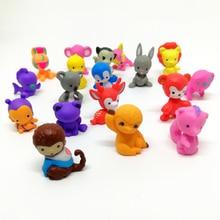 76 pièces Anime Action Figure Littlest film jouets pour enfants animal de compagnie singe chat modèle Figurines boutique jouet pour fille enfants Collection Pet