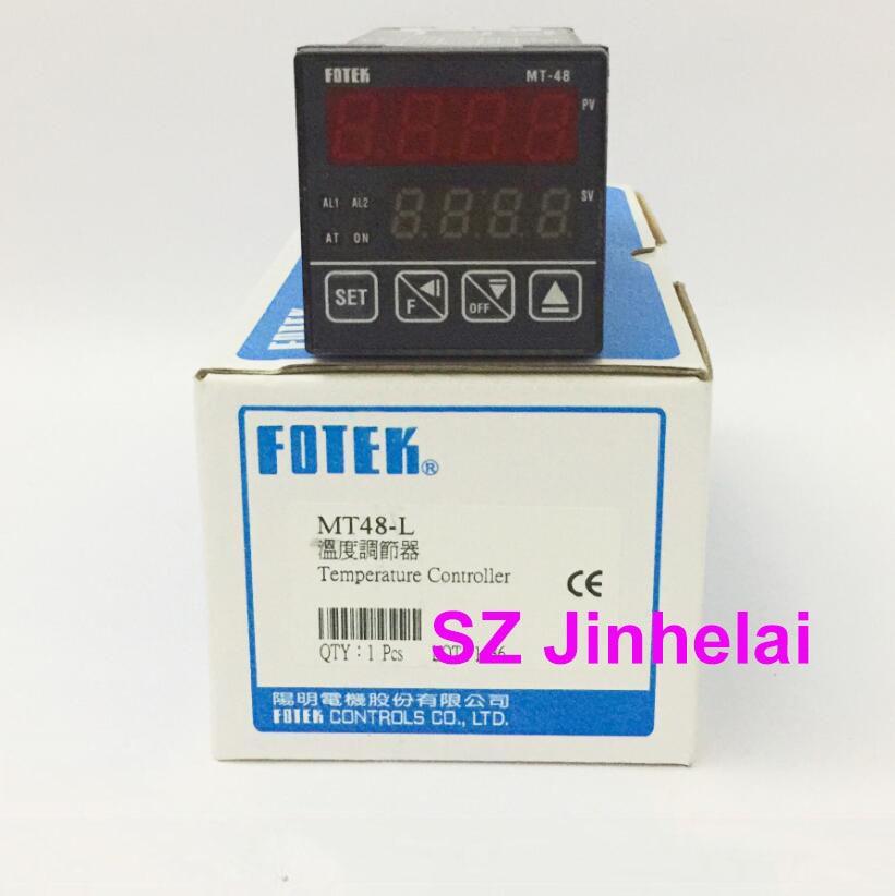 FOTEK MT48-L أصيلة الأصلي متحكم في درجة الحرارة