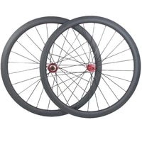 carbon wheels disc brake 700c 38mm tubeless disc brake cx32 cyclocross bicycle wheel 1550g carbon bike wheels road disc 100 130