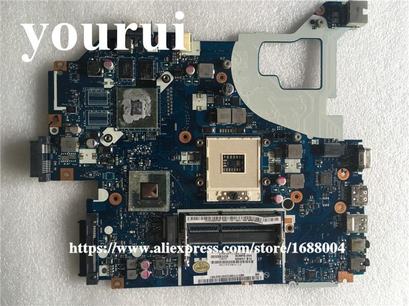 Для Acer aspire V3-571G V3-571G материнская плата для ноутбука NBY1711001 NB. Y1711.001 Q5WVH LA-7912P HM77 DDR3 GT620M 1GB GPU