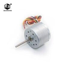 24mm longa vida de baixo nível de ruído de alta velocidade micro tubular bldc driver motor
