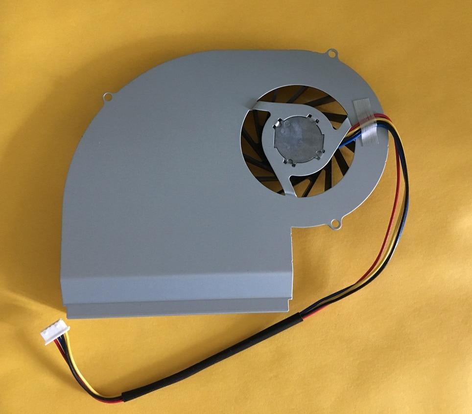 SSEA original nuevo CPU ventilador de refrigeración para Asus X66IC X66 X70...
