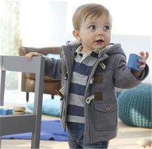 Hiver infantile manteau pour bébé garçon veste 2020 automne unisexe veste bébé veste enfants chaud laine vêtements dextérieur bébé manteau nouveau-né vêtements