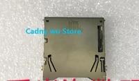 NEW SD Memory Card Slot Holder For Nikon D850 SLR Digital Camera Repair Part