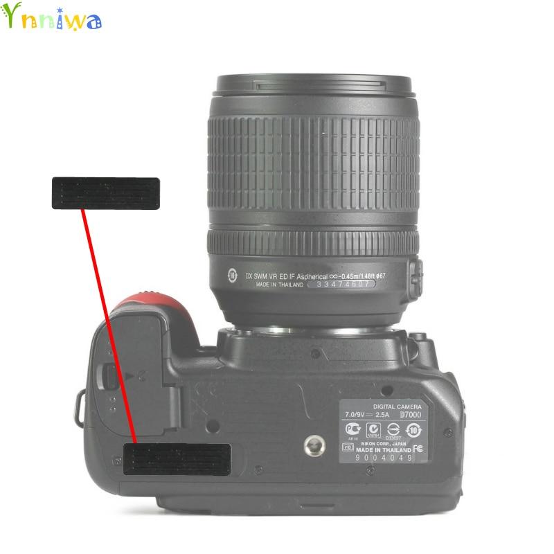 Для Nikon D600 D610 D7000 D7100 D800 резиновая задняя крышка для большого пальца резиновая DSLR камера запасная деталь