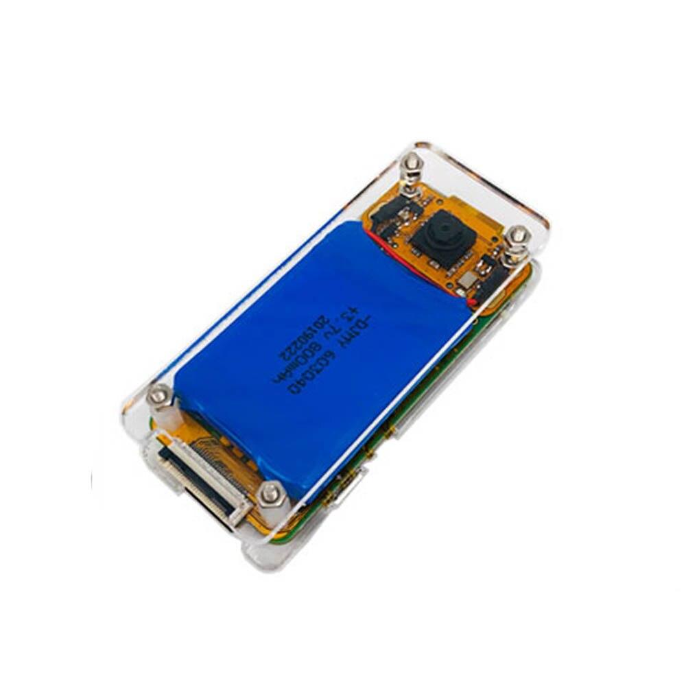 Raspberry Pi ZERO W Integrated Camera/Battery Power Board/HD 5 Million Camera free shipping