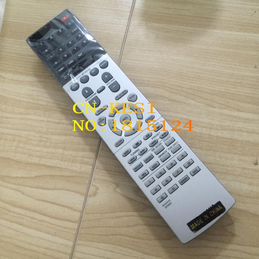 CN-KESI Original Para YAMAHA RX-V675BL MT-9509 RX-V677 RX-V465BL suportados amplificador de potência de controle remoto