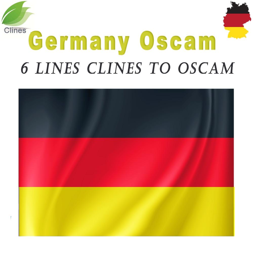 Oscam deutschland cline stabile Linien für 1 jahr europa Clines server für vu + solo duo se Satellite TV Empfänger decoder