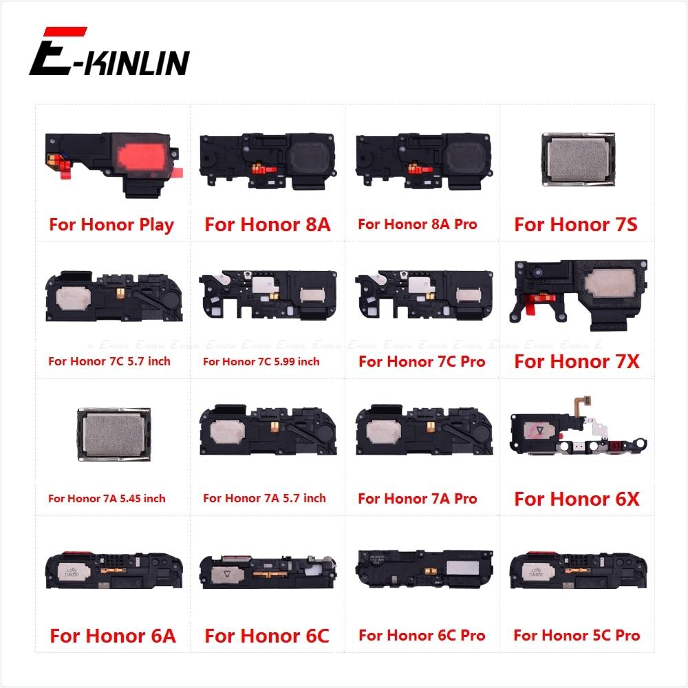 Новый громкоговоритель для HuaWei Honor Play 8A 7A 7C 7X 7S 6C 6A 6X 5C Pro Громкоговоритель зуммер звонка гибкий запасные части