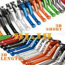 Voor Vespa PX Disc Modellen LML 125 150 200 Ster PX125 PX150 Korte/Lange 3D Koppeling Remhendels CNC Verstelbare 8 kleuren