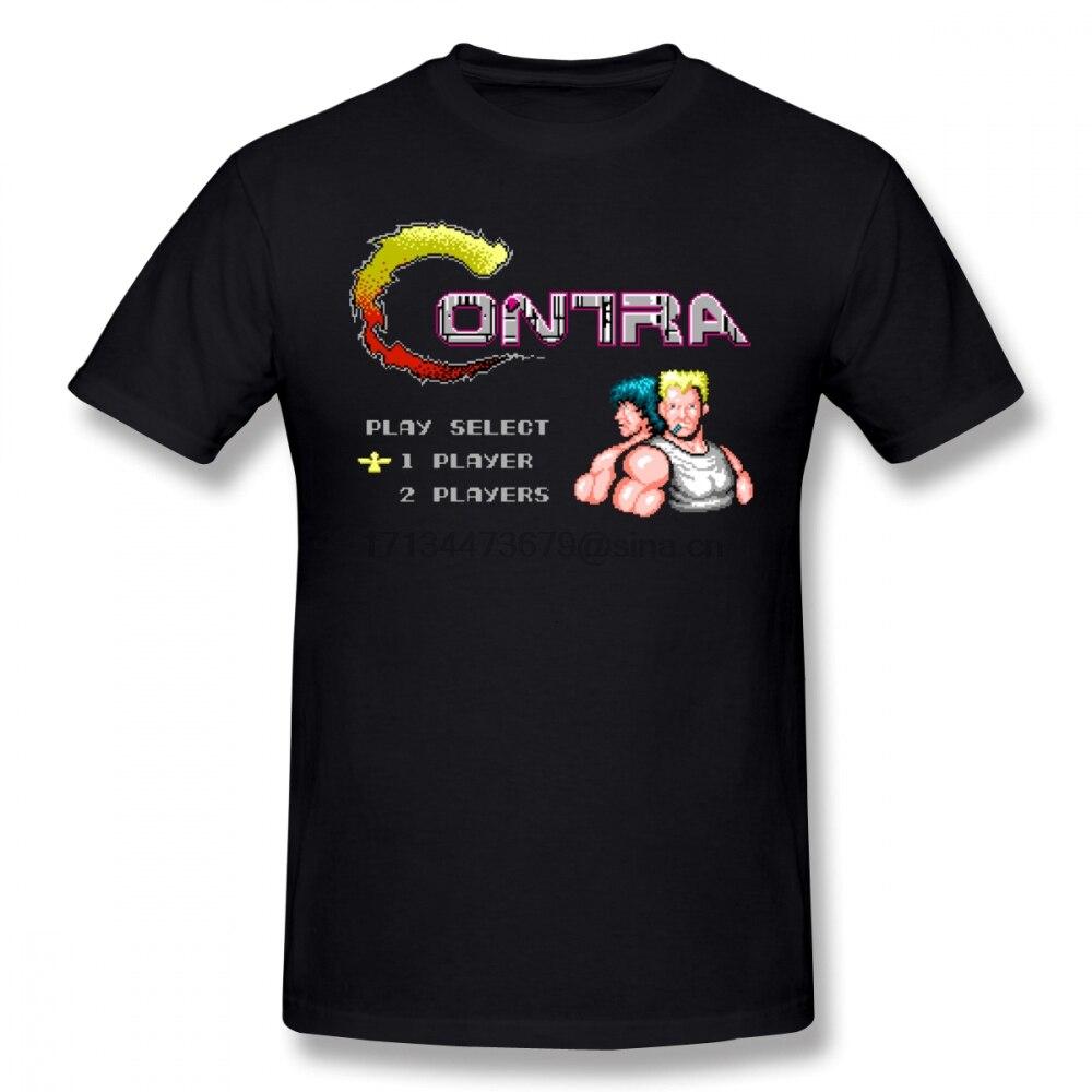 Camiseta Contra el título, camiseta con gráfico de gran tamaño para hombre, camiseta de manga corta de algodón divertida para la playa