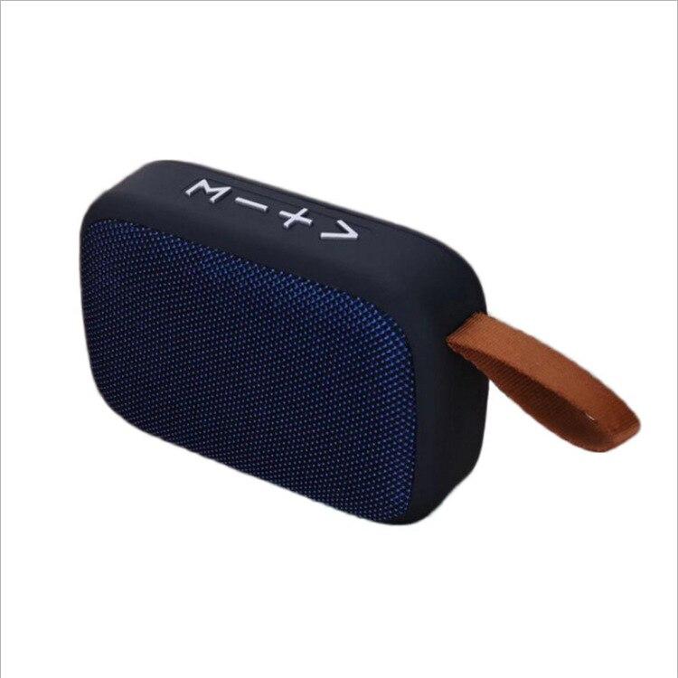G2 Wireless Bluetooth Speaker Portable Louder Volume Clear Stereo Sound Small Speaker