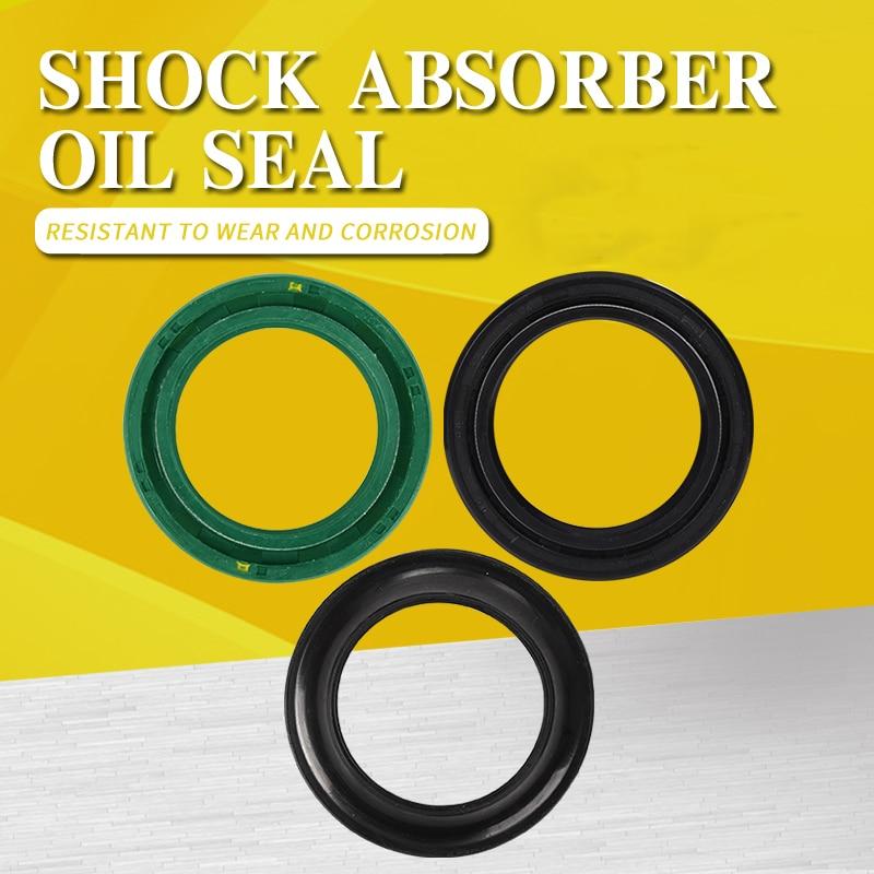 35*48*11 Motorcycle Front Fork Shock Absorber Damper Oil Seal and Cover for Honda CB750 NC250 CBR250 MC14 MC17 VTZ JADE VTZ250