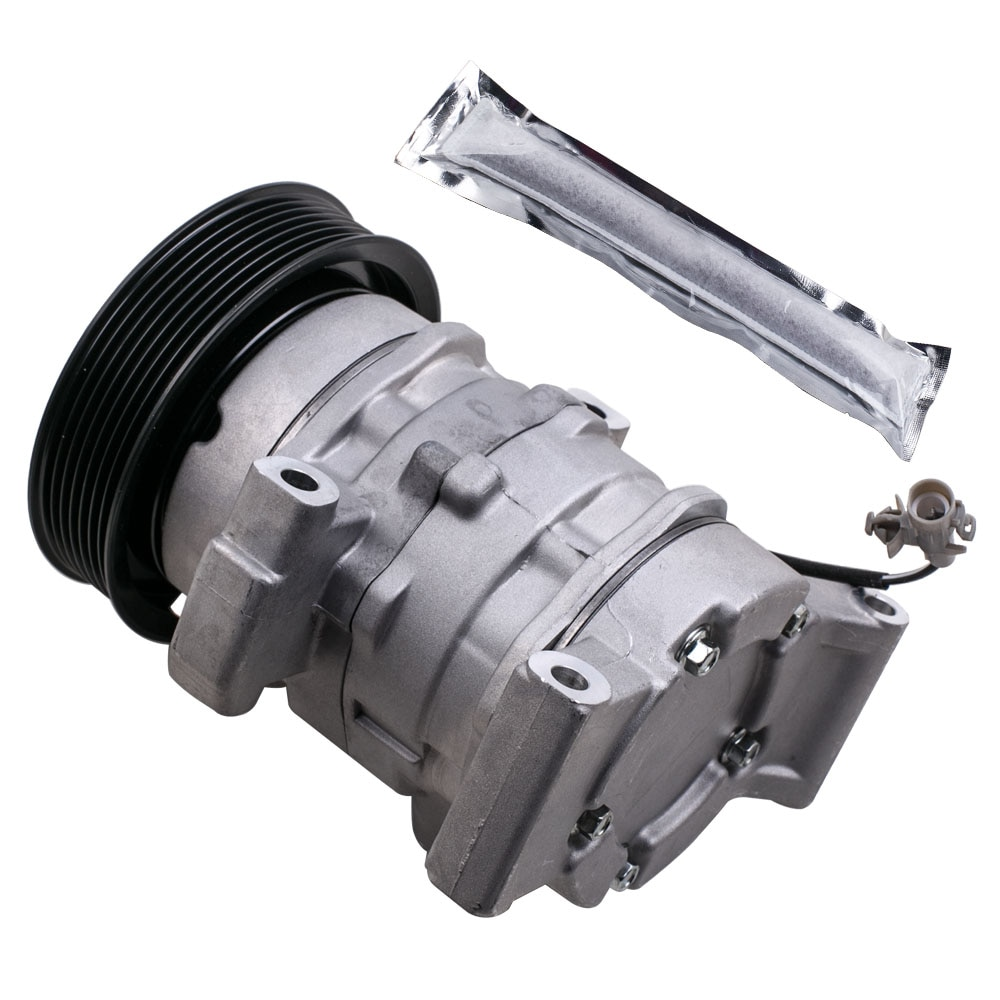 Compresor de aire acondicionado para Toyota Hilux KUN16R KUN26R 1KD 3.0L Turbo Diesel 10S11C aire para compresor de aire acondicionado piezas de coche