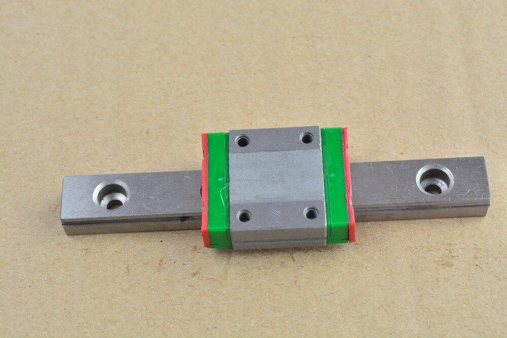 MR15 15 مللي متر خطي السكك الحديدية دليل MGN15 طول 600 مللي متر مع MGN15C أو MGN15H كتلة طريقة 1 قطعة
