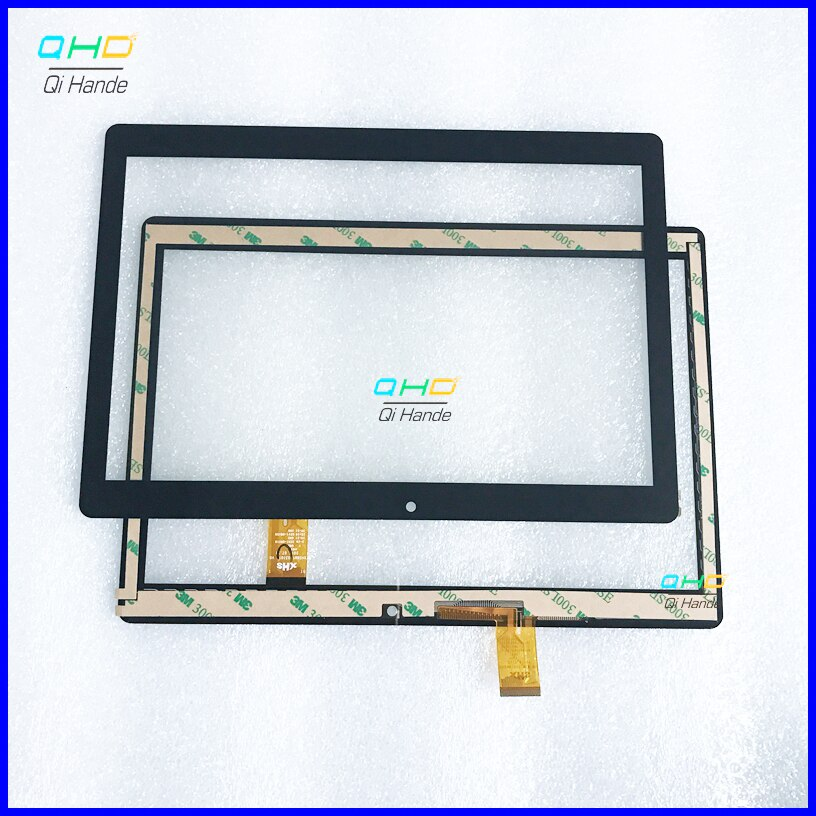 Дигитайзер сенсорного экрана для планшета 10,1 дюйма XHSNM1003101B V0, сенсорная панель, замена сенсора Digma Plane 1550S 3G PS1163MG