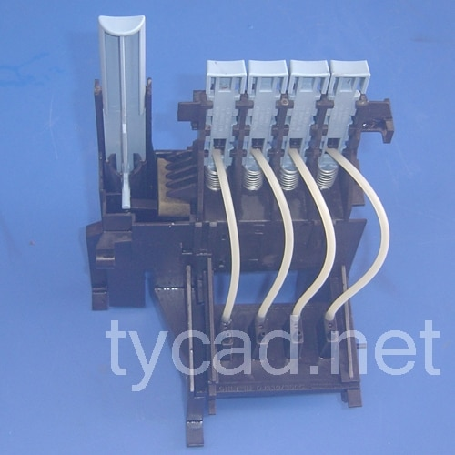 Montagem Primer C4713-60023 para HP Designjet 430 450C 455CA 488CA partes plotter