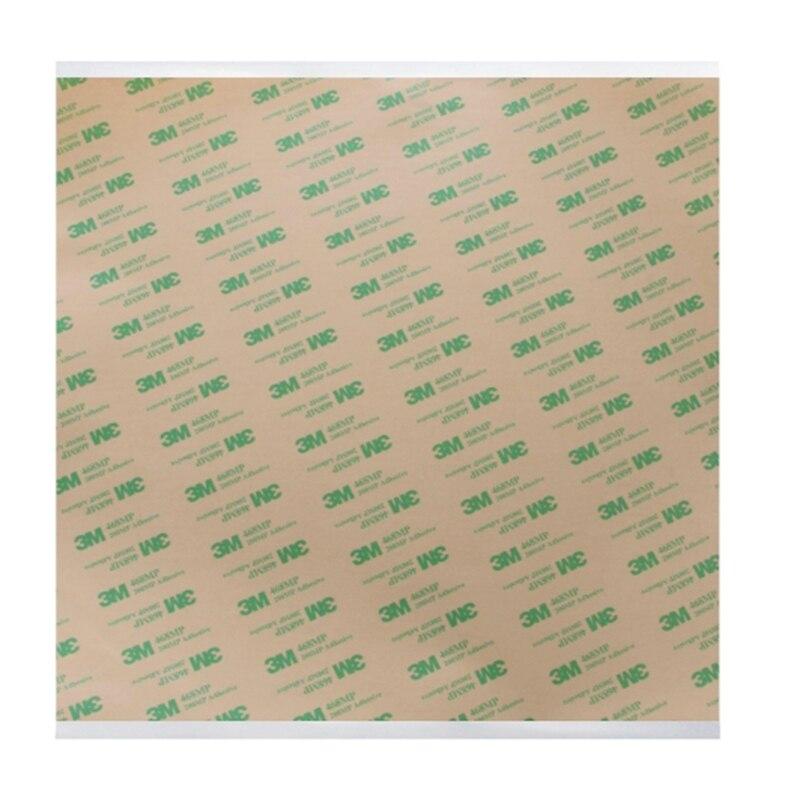 حيوية 5 قطعة/الحزمة 3M 468MP لاصق نقل الشريط 330x330 مللي متر (12.99