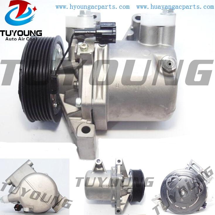 Compresor de aire acondicionado para coche CR08B para Nissan March ac parts 92600-1HC1A 92600 1HC1A 926001HC1A