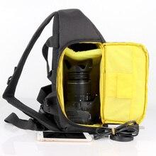 DSLR камера сумка Фото Рюкзак для Canon T6i T5i T6 T5 SX60 77D 700D 600D 650D 60D 70D 80D 90D 800D 7D Mark ii сумка Canon