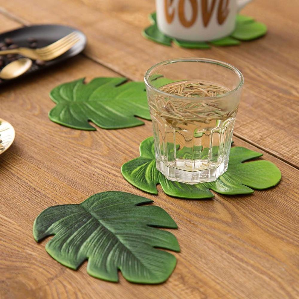 OTHERHOUSE креативный Coaster кофейная чашка салфетки мягкая чашка коврик Подставка для напитков подставка для стола Горячий Домашний декор