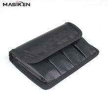 MASiKEN 4 en 1 anti-déflagrant Lipo batterie coffre-fort sac pour DJI OSMO/PRO/Mobile/batterie brute ignifuge fibre pochette étui
