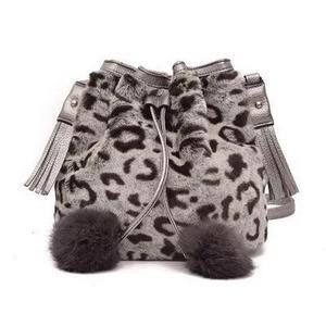 Winter girl Soft real Fur Bag Fashion Women Fur Tote Bag Warm Plush Handbag Ladies Crossbody Shoulder Bag Luxury Messenger purse