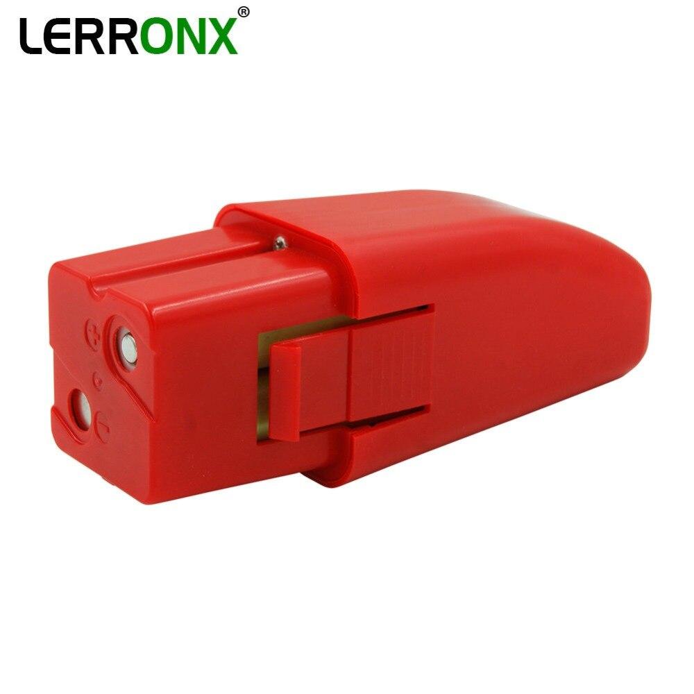 Batería recargable de repuesto de 7,2 V y 2000mAh de LERRONX NI-MH para aspiradora giratoria Ontel G1 y G2