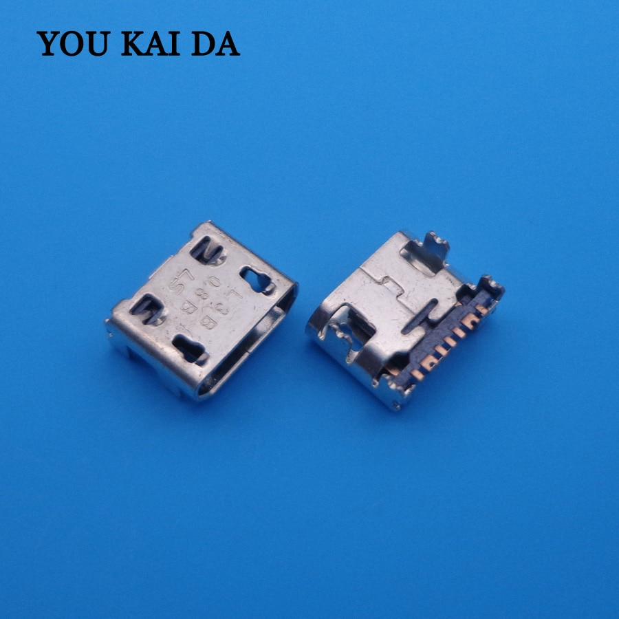 20 pcs para Samsung Tendência Galaxy Lite S7390 S7392 S6810 S5300 S6812 carga Micro usb de carregamento conector plug doca soquete porta