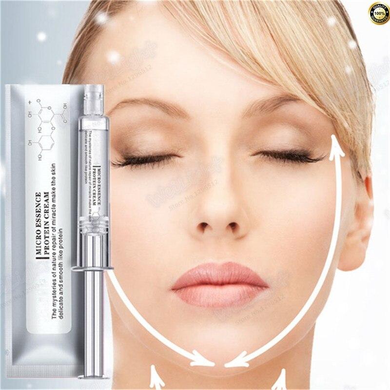 Suero reparador de caracol para blanqueamiento e hidratación Crema Anti Arrugas a la India, proteína de colágeno para el cuidado facial, suero hidratante de 10ml