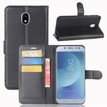 Housse portefeuille GFC pour Samsung Galaxy J3 2017 J330F/DS SM-J330F/DS J330Fn SM-J330Fn pour Samsung Galaxy J3 2017 J330F J330 Eurasia