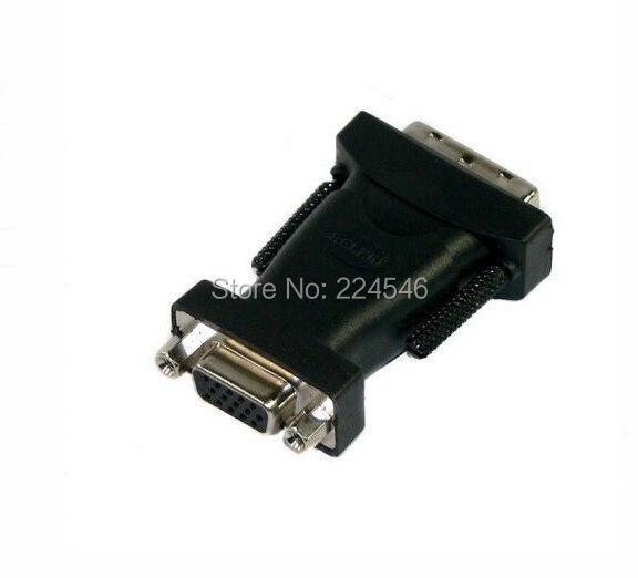 Serie Pro ORIGINAL/genuino F2E4162 DVI-A-M a VGA-F adaptador de Monitor DVI a...