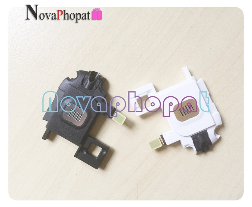 Novaphopat 100% Tested Loud speaker For Samsung S3 Mini i8190 Buzzer Ringer Flex Cable Earpiece headphone Audio Jack +track