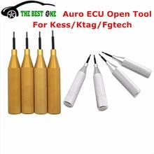 Herramienta de apertura automática ECU de 2 unids/lote de la mejor calidad para ktag KESS V2 Fgtech V54 Galltto 4 k-tag Master OBD2 OBDii ECU herramienta abierta para destapar