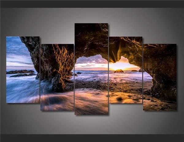 Hd impreso El Matador estado imagen de la playa pintura pared arte habitación decoración póster impresión lienzo envío gratis/Ny-865 tamaño 1